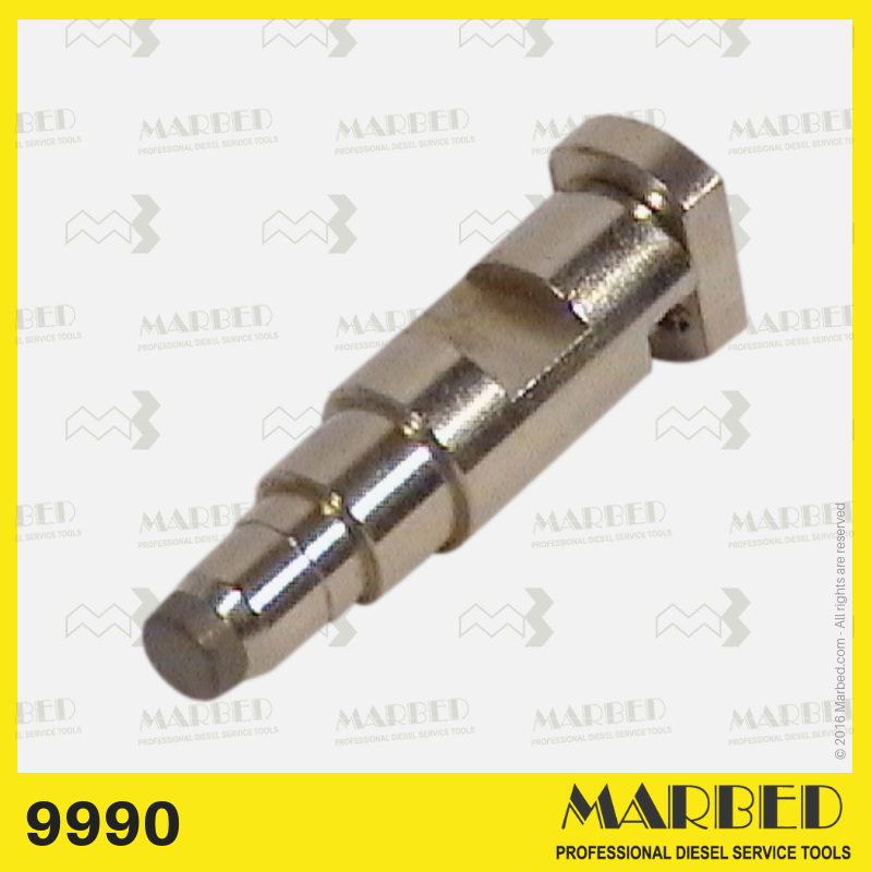 Tappet holder to lift tappets on inline injection pumps size P 8500, R, H. SImilar to 0 986 612 482, KDEP 1881.
