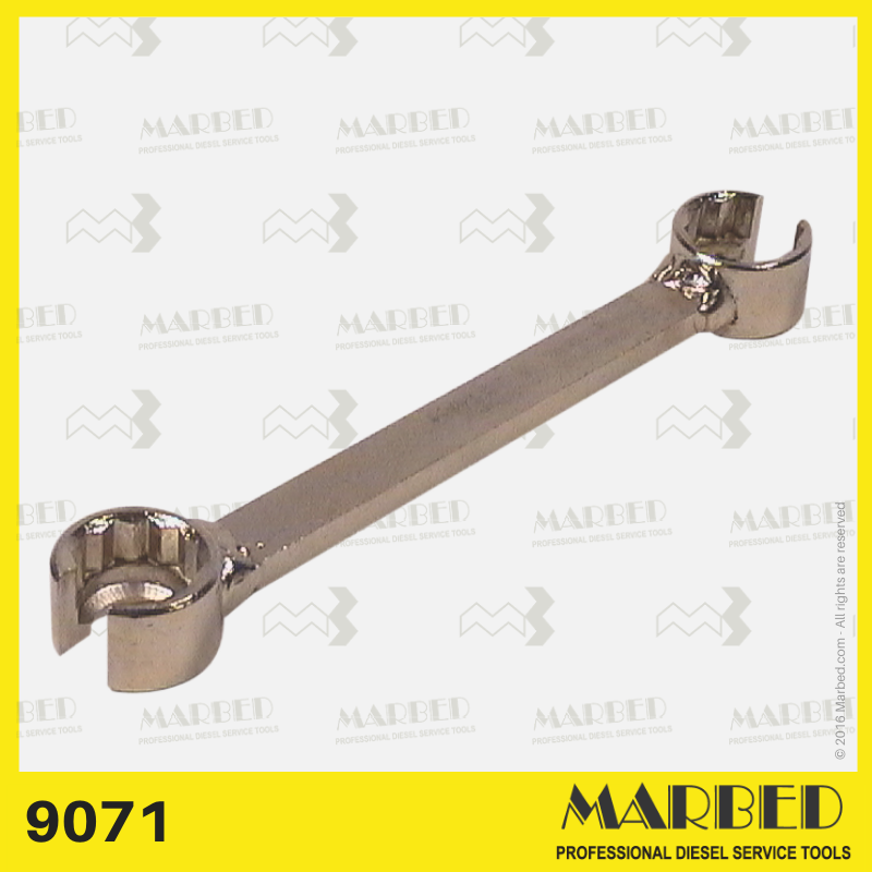 Pipe wrench 17-19 mm